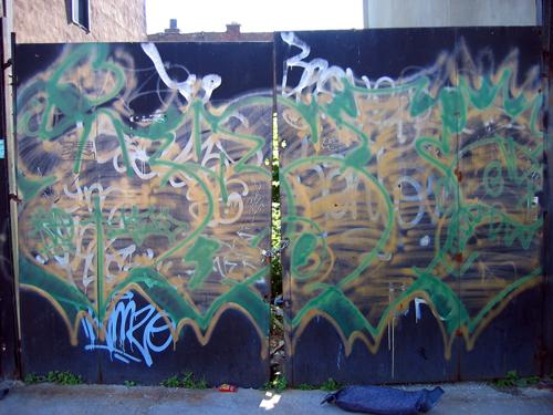 Bed-Stuy Graffiti
