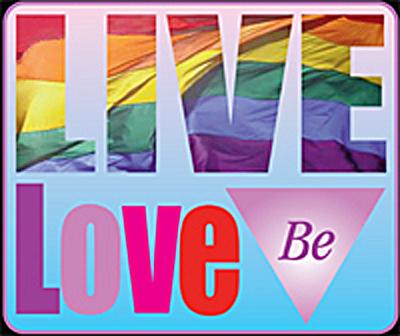 Brooklyn Pride 2008 Logo - Rori Baldari