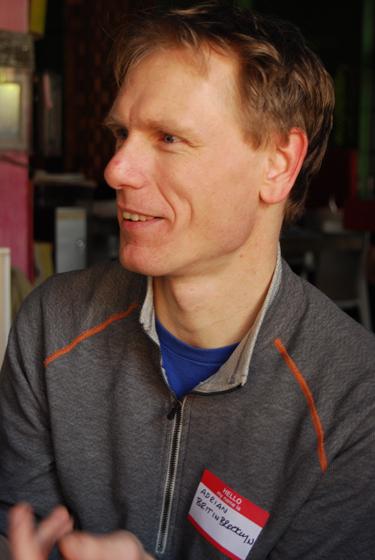 Adrian - Brit in Brooklyn