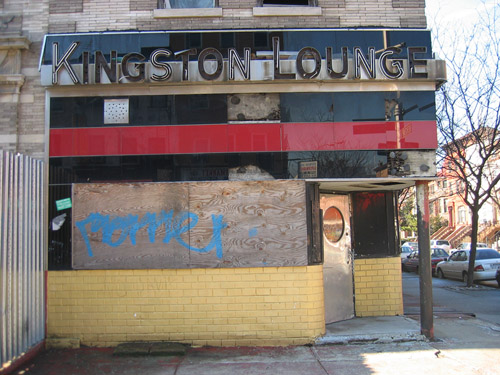 Kingston Lounge - Bergen & Kingston - Jan 2006