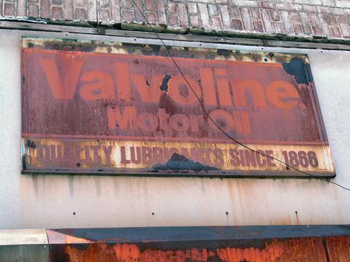 Flatbush Valvoline