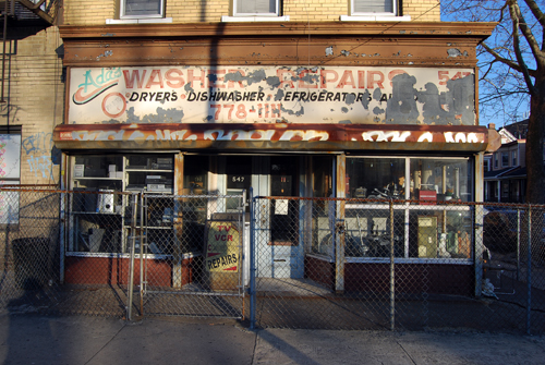 Ada's Washers & Repair Shop - Rogers Avenue, Brookyn