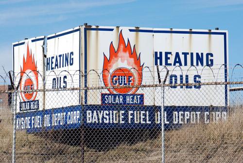 Gowanus Gulf Oil
