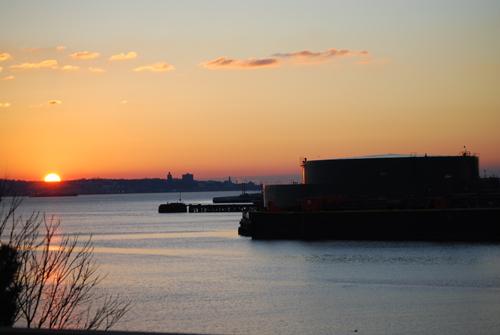 Gowanus Sunset