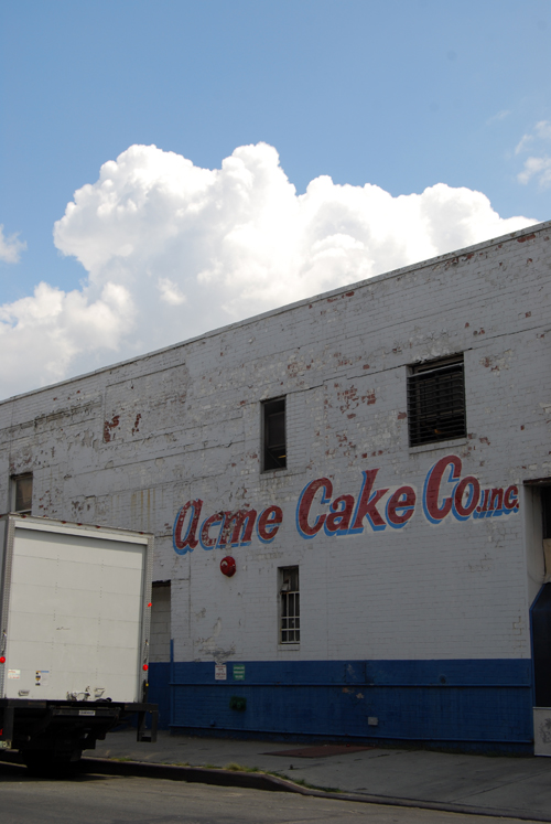 Acme Cake Co., Inc. - Flushing Avenue - Bushwick, Brooklyn