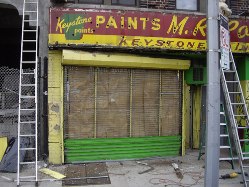 Keystone Paints - Coney Island Avenue, Brooklyn