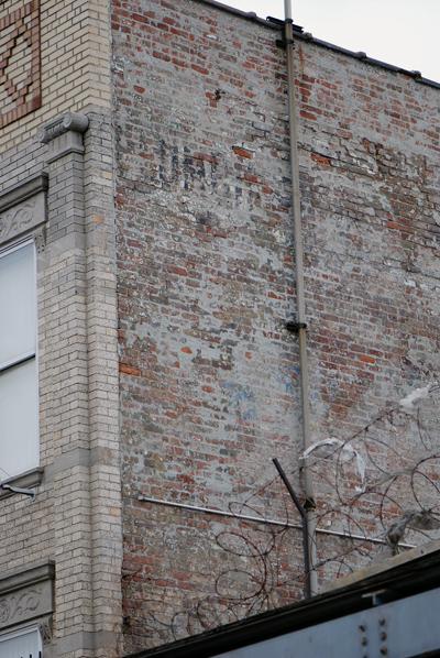 Knickerbocker Avenue Shul & Plumbing Ad