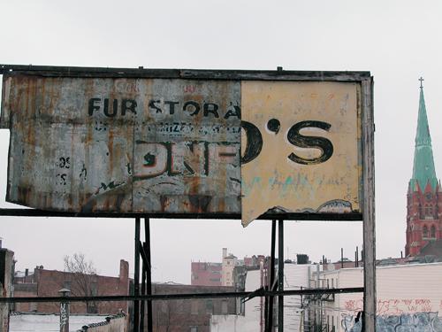 Fur Storage - J Train