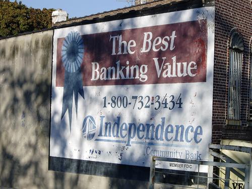 Independence Bank - Ditmas Park