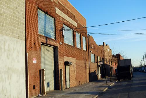 Old Dutch Brewery, Flatbush
