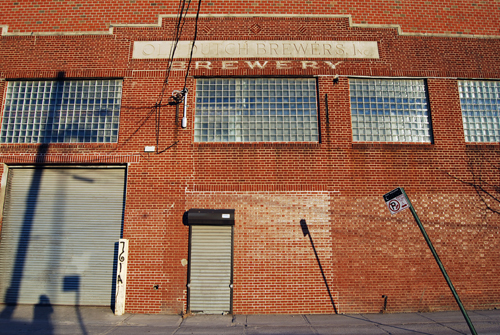 Old Dutch Brewery, Flatbush