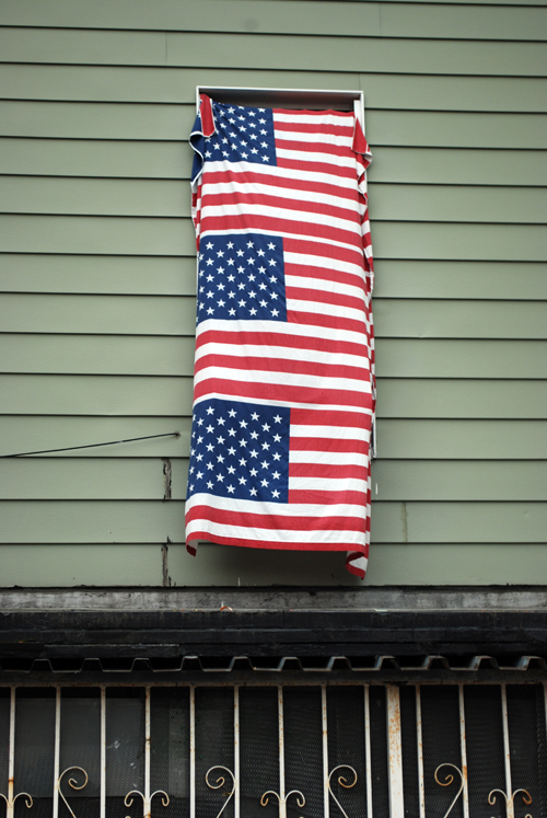 Patriotic Red Hook Home