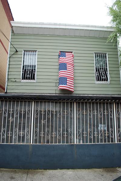 Patriotic Red Hook Home