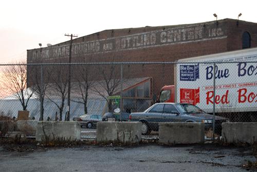 Dock Warehousing & Bottling Ctr. Inc., Red Hook, Brooklyn