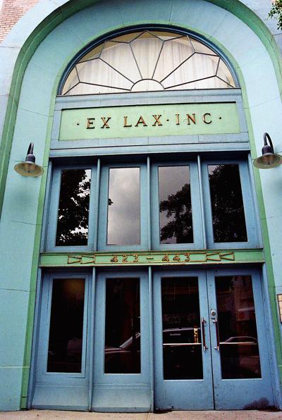 Ex-Lax Building - Alex Richman