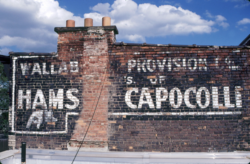 Hams & Capocolli - Brooklyn Navy Yard