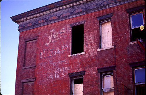 Hear - Williamsburg, 2000