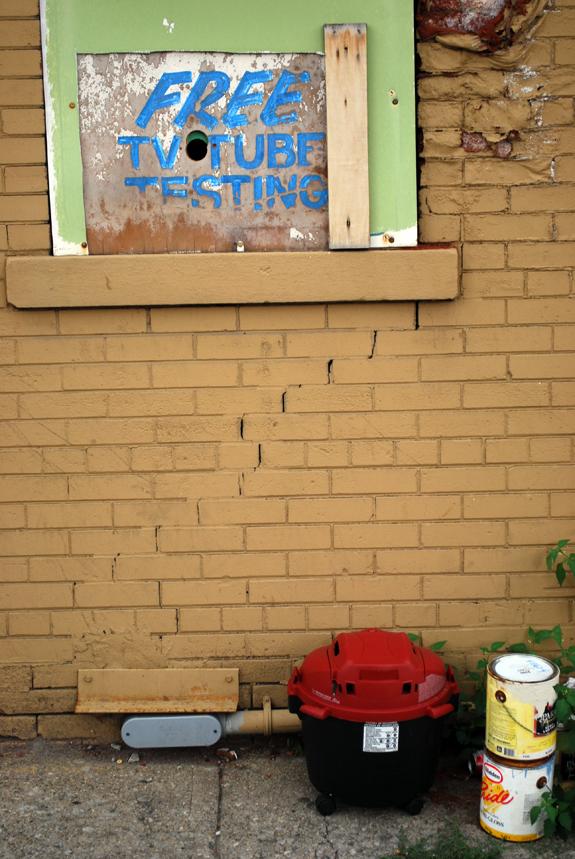 Television Repair – Fading Ad Blog