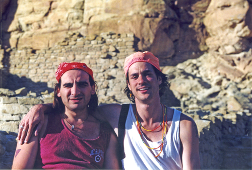 Chaco 1997 © Frank H. Jump
