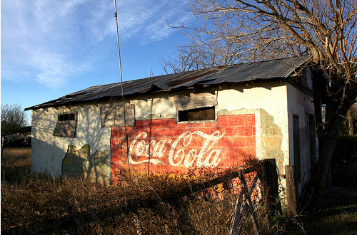Exquitely Bored Posts Knippa Texas Cola Ghosts