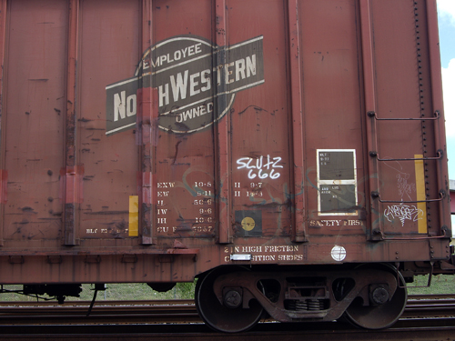 Chicago & Northwestern Lines - Ft Lauderdale, FL