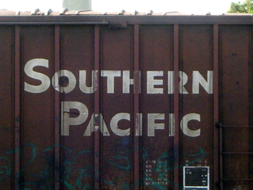 Southern Pacific Lines - Ft Lauderdale, FL