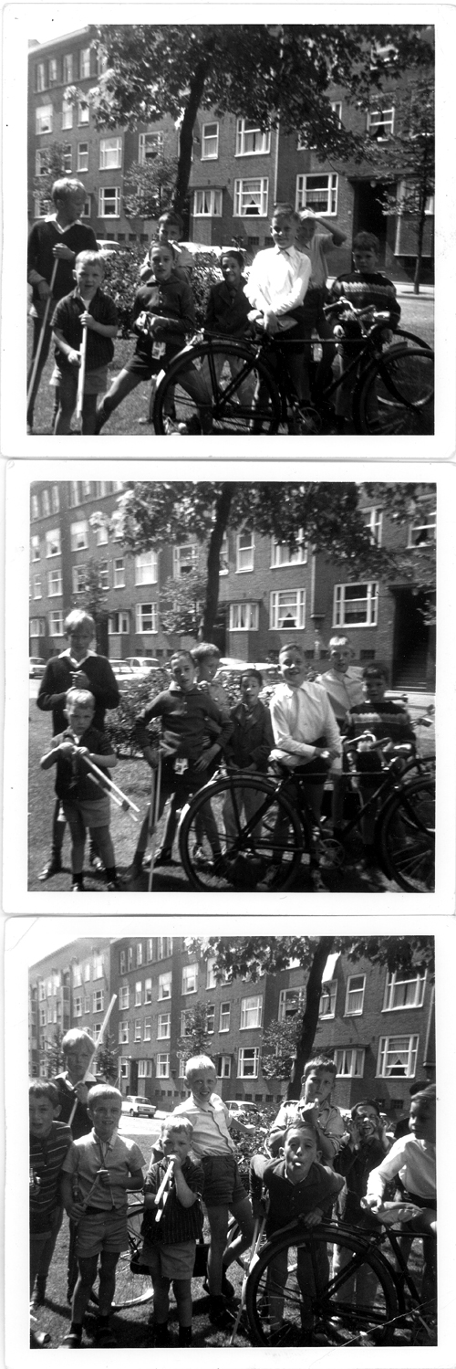 Children of the Geuzenstraat, Bos en Lommer