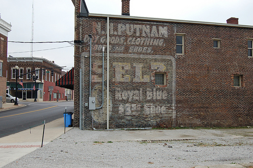 Selz Royal Blue, N.H. Putnam, Kentucky, Lebanon © E. Leatherberry - Flickr