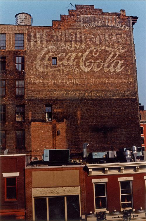 Soho Cola Ad © Frank H. Jump