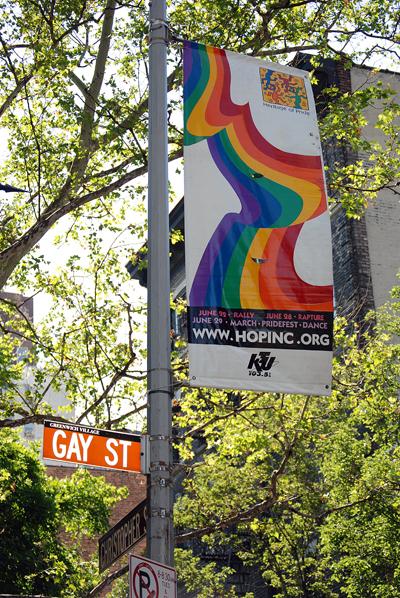 NYC Gay Pride 2008