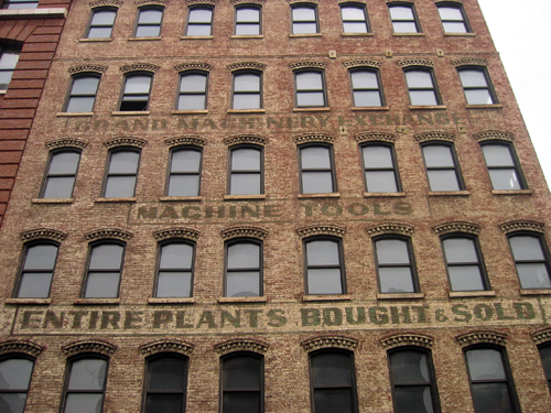 Grand Machinery Exchange - Centre Street, NYC