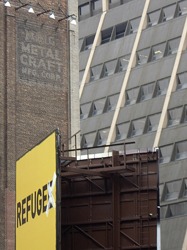 M & G Metal Craft Mfg. Corp. - West 30th Street, Lincoln Tunnel Expressway - NYC