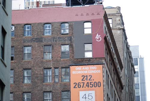 45 John Street - Lower Manhattan