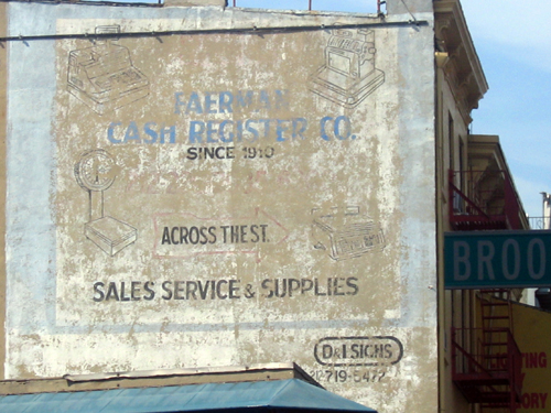 Faerman Cash Register Company