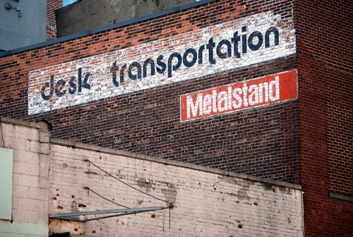 Metalstand - Desk Transportation - Midtown, NYC