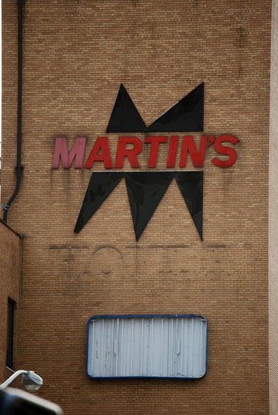 Martin's Honda NYC