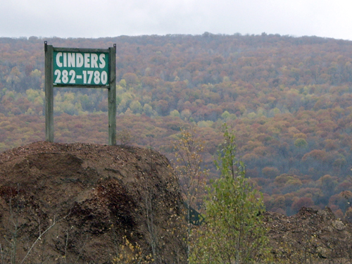 The Cinder Fields of Carbondale - NEPA