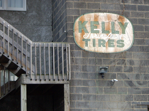 Machine Shop, Kelly's Tire Shop - Scranton, PA