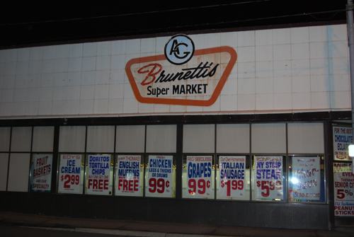Brunetti's Super Market