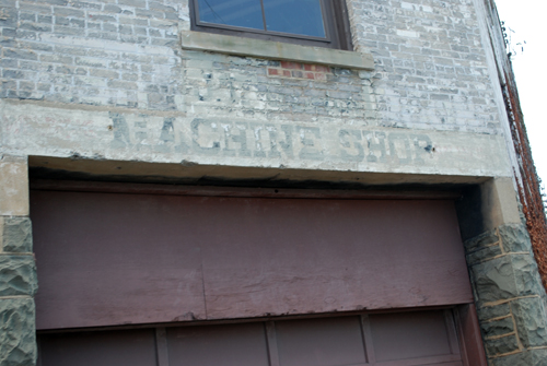 Machine Shop - Scranton, PA - © Frank H. Jump