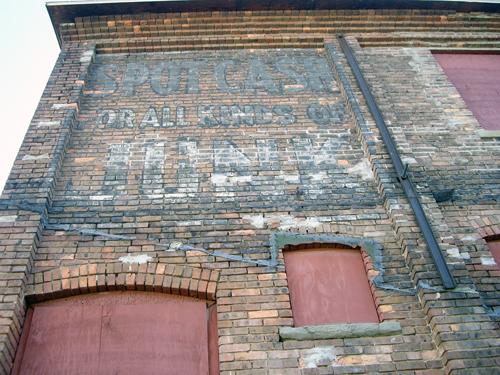 Spot Cash - Gronfine's Scrap Metal, etc. - Scranton, PA