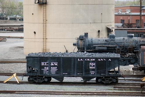 Steamtown National Historic Site - Scranton, PA