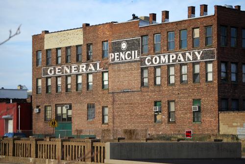 General Pencil Company - Hoboken Avenue - Jersey City, NJ
