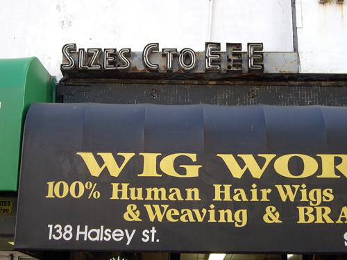 Wide Style Shoes, Newark NJ