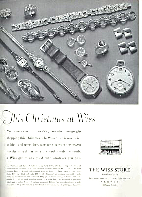 J Wiss & Sons Jewelers - Newark, NJ