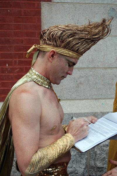Gay Lunatics Signing Release