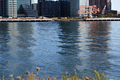 taken from Roosevelt Island, South Point - © Frank H. Jump