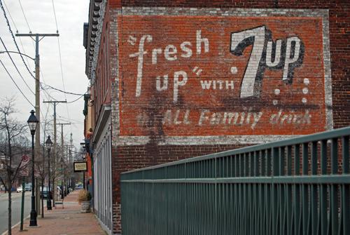 East Main Street - © Frank H. Jump