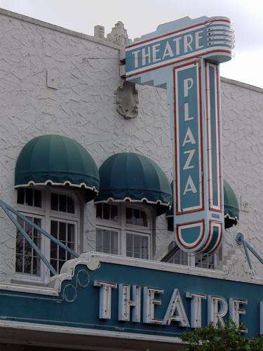 Theatre Plaza - Vero Beach, Florida