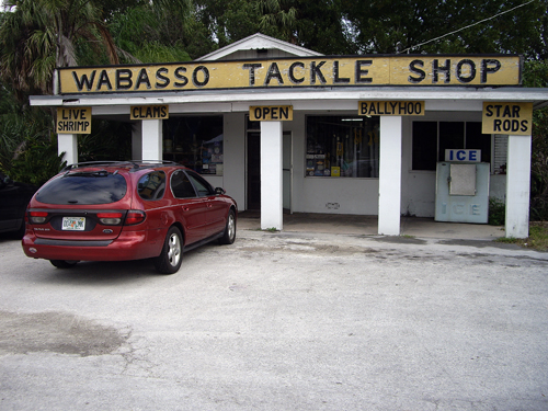 Wabasso Tackle Shop, Weeds & Wasps - Wabasso Beach, FL